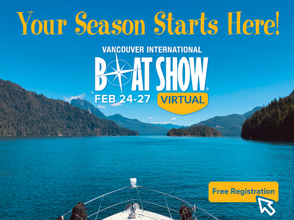 2021 Virtual Vancouver International Boat Show