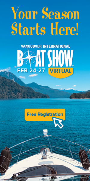 2021 Virtual Vancouver International Boat Show